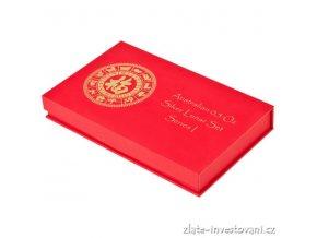 2978 lunarni kalendar 2 etuje pro 12 ks stribrnych minci 1 2 oz