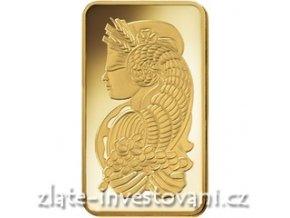 Investiční zlatý slitek PAMP 10 Oz