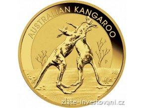3527 investicni zlata mince australsky klokan 2010 nugget 1 oz