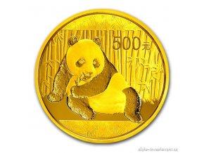 3641 investicni zlata mince cinska panda 2015 1 oz
