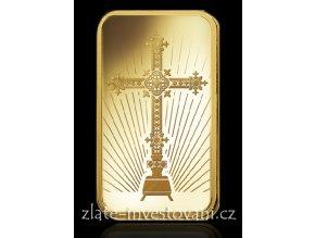 4070 investicni zlata cihla romansky kriz pamp 1 oz