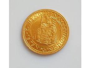 4532 zlaty svatovaclavsky dukat 1931
