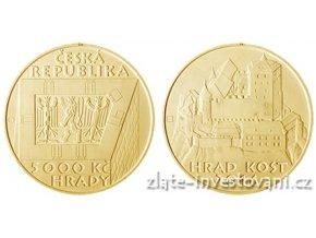 4745 zlata mince hrad kost 2016 1 2 oz