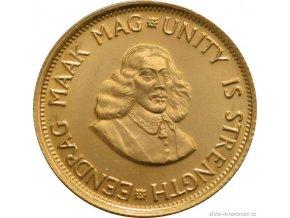 4994 zlata mince 2 randy jizni afrika