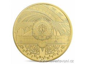 5105 zlata mince maly palac orsay 2016 1 oz