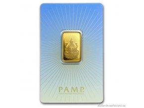 5387 investicni zlata cihla laksmi pamp 10g
