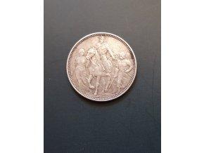5858 stribrna pametni koruna na prichod madaru 1896 kb