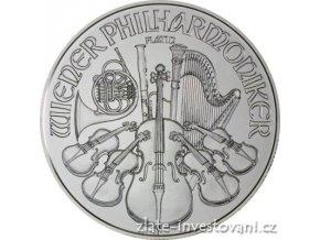 5891 investicni platinova mince rakousky philharmoniker 2017 1 oz