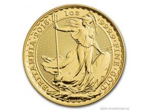 5978 investicni zlata mince britannia 2018 1 oz