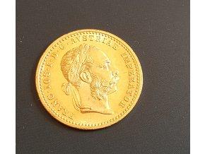 Zlatý dukát František Josef I. 1902