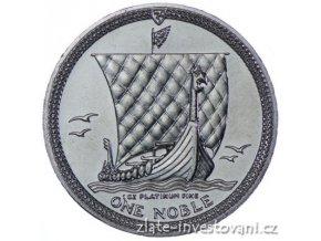 6227 investicni platinova mince noble 1 oz