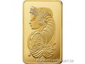 6452 investicni zlata cihla pamp fortuna 500g