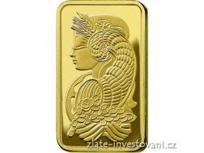 6455 investicni zlata cihla pamp fortuna 250g
