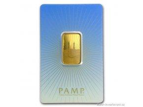 6701 investicni zlata cihla mekka pamp 10g