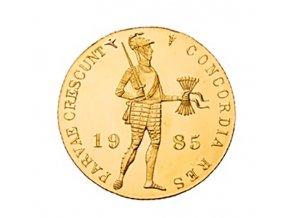 Zlatý nizozemský Dukát-proof