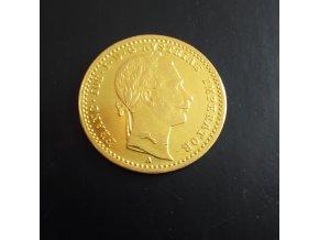 5102 zlaty dukat frantiska josefa i 1856 a