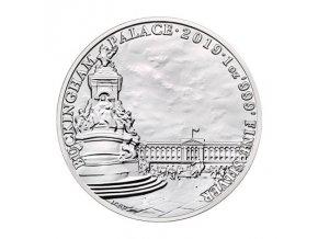 Investiční stříbrná mince Buckinghamský palác 2019 1 Oz