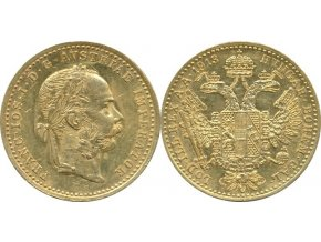 Zlatý Dukát Františka Josefa I.-1913