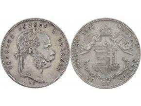zlatník František Josef 1869KB