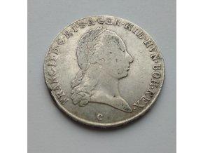 Křížový tolar1796 C -František II.