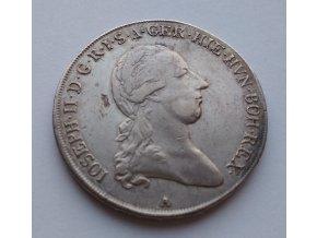 Stříbrný křížový tolar1788 A