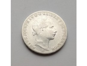 Spolkový tolar1863 B František Josef I: