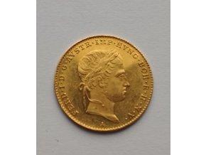 Dukát Ferdinand V. 1846 A