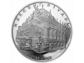 100. výročí otevření Národního divadla 1983