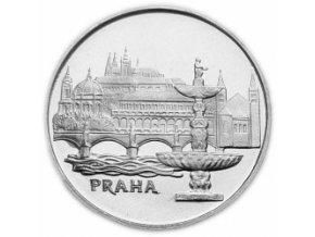 50 Kčs městská památková rezervace Praha - 1986