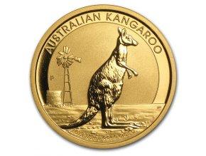 Investiční zlatá mince Australian Kangaroo 2012 1/2 Oz