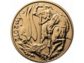 Zlatý sovereign 2012