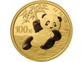 Zlatá panda 8g 2020