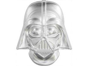 Stříbrná mince Darth Vader helma 2 Oz