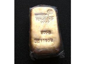 Zlatý slitek Umicore 500g