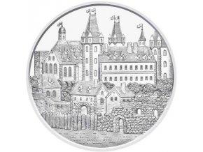 Stříbrná investiční mince Vídeň 1 Oz 2019