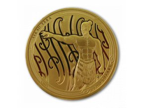 Maui and Dog Gold Coin 1