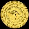 1979 investicni zlata mince australsky klokan nugget 1000g