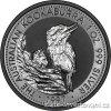 Investiční stříbrná mince Kookaburra 1992-2014  1 Kg