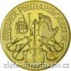 Investiční zlatá mince rakouský Philharmoniker 2009 20 Oz
