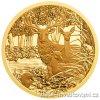 3338 1 zlata mince 100 eur jelen evropsky rakouska serie wildlife 2013 1 2 oz