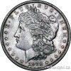 3512 stribrna mince americky dolar morgan dollar