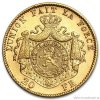 3677 2 zlata mince belgicky dvacetifrank kral leopold ii 1870
