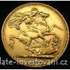 3728 1 investicni zlata mince britsky sovereign jubilejni kralovna victoria
