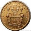 4034 1 zlata mince inka manco capac peru 1967 1 oz