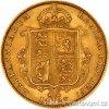 4109 1 investicni zlata mince britsky pul sovereign victoria jubileum 1887 1893