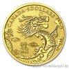 Zlatá mince rok Draka 2012-Kanada -proof 1/10 Oz