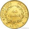 5588 1 zlata mince francouzsky ctyricetifrank napoleon konsul 1802 1803