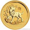 5747 investicni zlata mince rok psa 2018 1 4 oz
