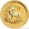 5768 investicni zlata mince rok psa 2018 10 oz