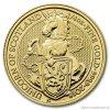 Zlatá mince jednorožec 1/4 Oz-heraldická série